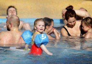 Reykjavík swimming pool Laugardalslaug