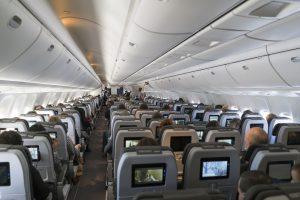Icelandair airplane