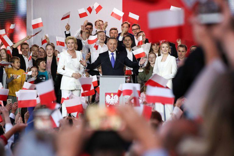 Andrzej Duda President of Poland